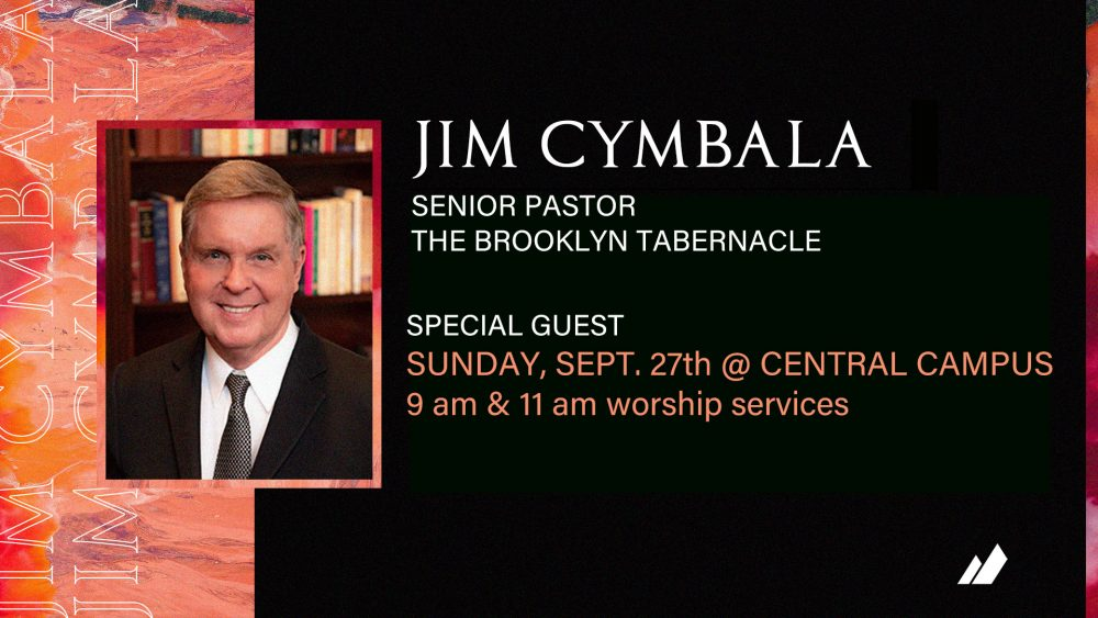 Special Guest-Jim Cymbala Image