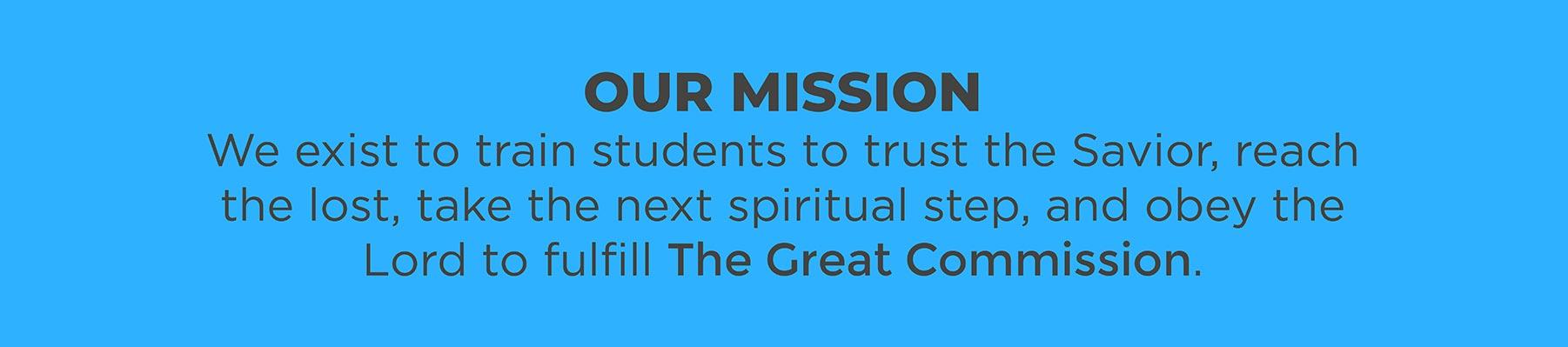 college mission statement